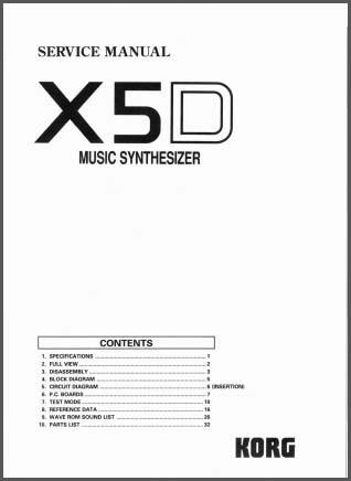 korg x5d esquema el trico manual de servi o r 10 00 em mercado rh produto mercadolivre com br korg x5d manual español pdf korg x5d manual español