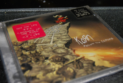 korn cd follow the leader original