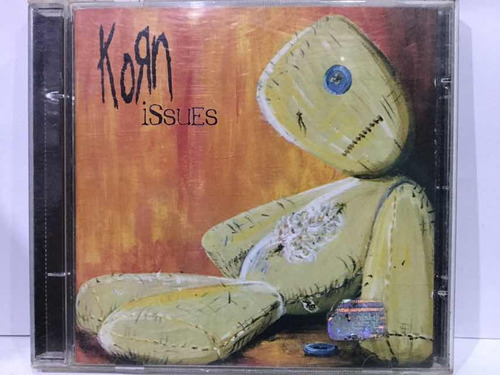 korn issues. cd original usado. j6