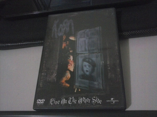korn - live in the other side - frete 6,00