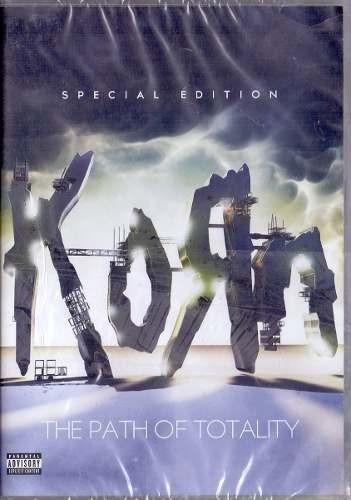 korn special edition dvd duplo lacrado