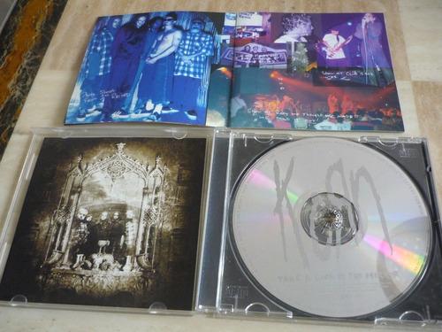 korn-take a look in the mirror-cd rock