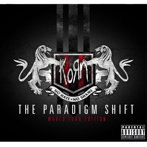 korn the paradigm shift  world tour 2cd 20 canciones