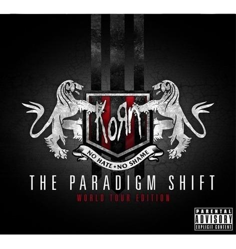 korn the paradigm shift  world tour 2cd 20 canciones