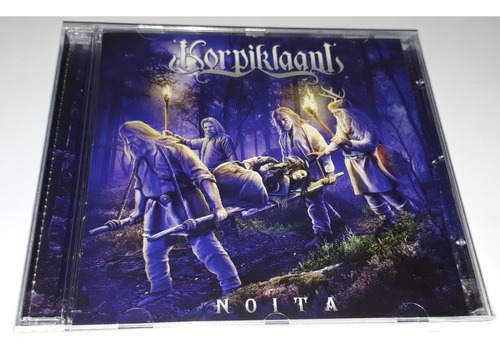 korpiklaani - noita (cd lacrado)