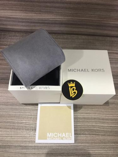 Michael Kors Feminino Mk6556 1jn - Rose Original C  Garantia - R ... b36934441e