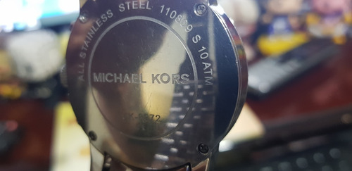 kors masculino relógio michael