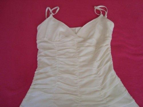 kosiuko vestido gasa forrado small envio gratis