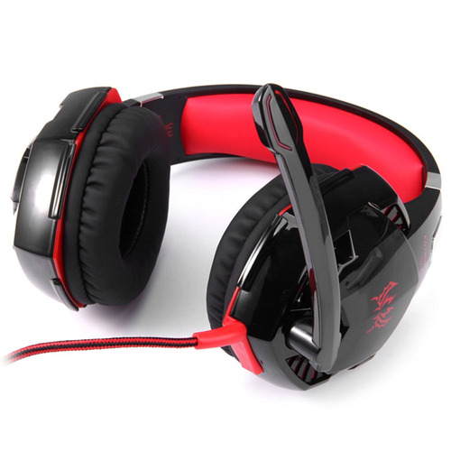 kotion cada g2200 gaming headphonewith mic para ordenador pe