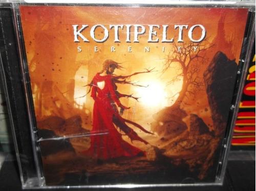 kotipelto serenety cd importado sellado