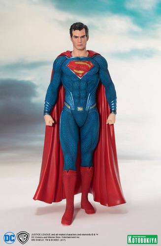 kotobukiya - justice league - superman 1/10 statue