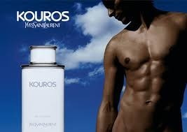 kouros masculino edt 100ml - 100% original   pronta entrega
