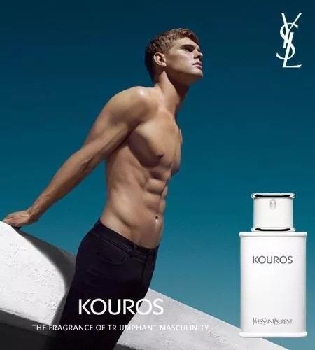 kouros ysl ed men (decant amostra 5ml original) frete r$7.99