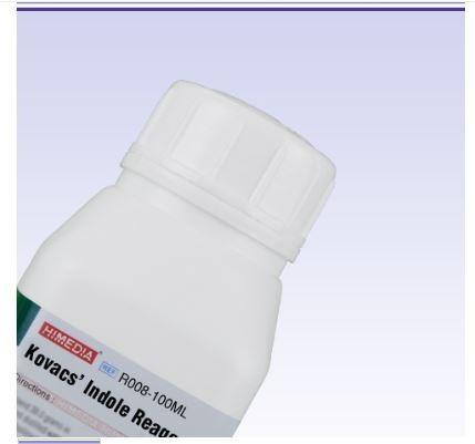 kovacs indole reagent 100 ml himedia r008