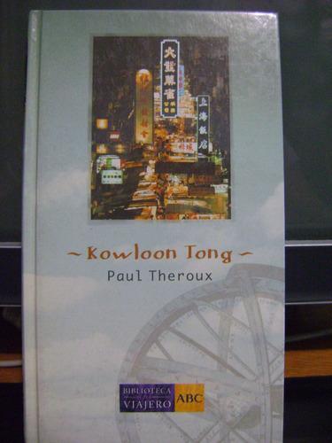 kowloon tong paul theroux
