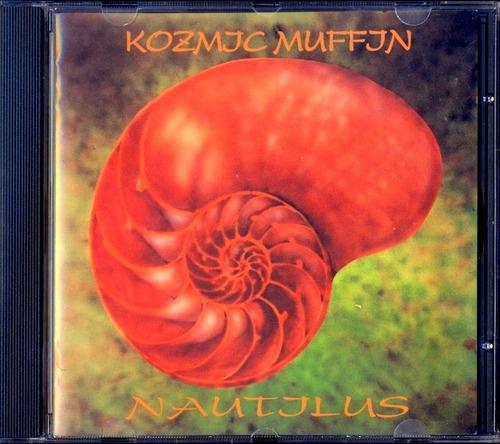 kozmic muffin nautilus cd import. progressivo espanhol frete