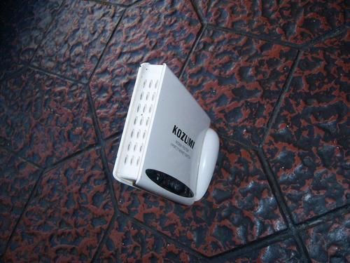 kozumi modem router . 4 port ethernet switch