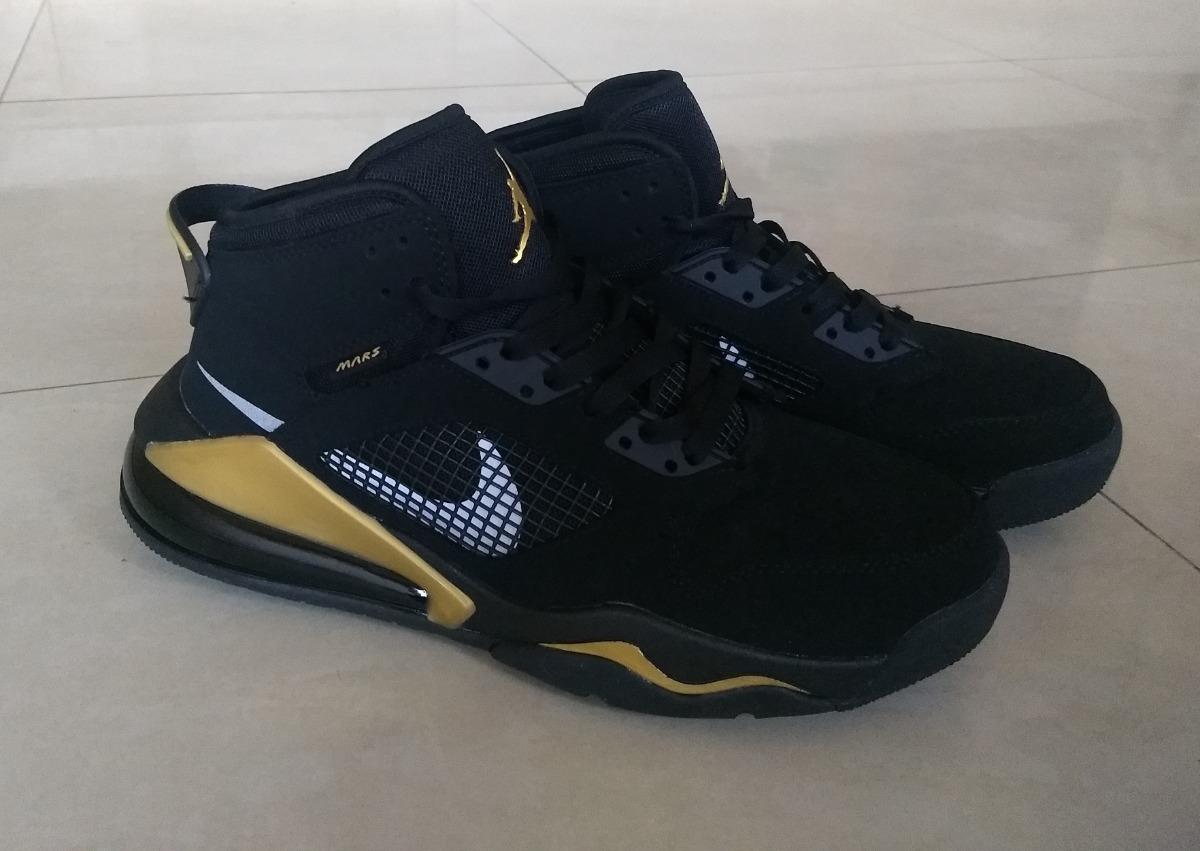 nike 270 negro con dorado