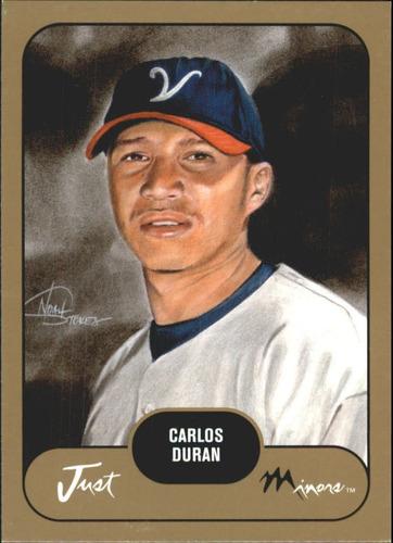 kp3 lm carlos duran 2002 just prospects gold # jpp04