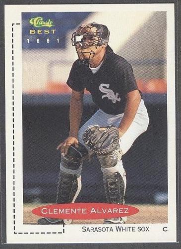 kp3 lm clemente alvarez 1991 classic / best # 142