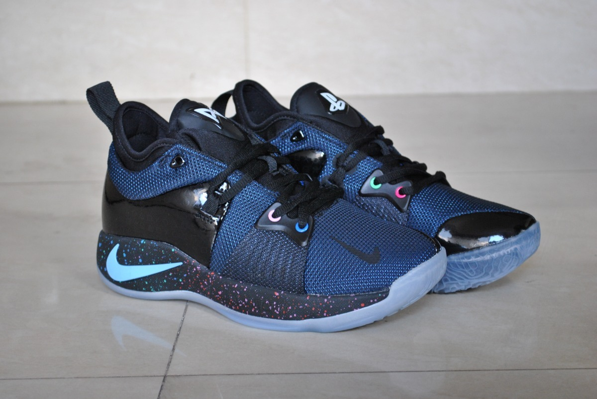 save off afa11 62cc3 Kp3 Nike Paul George 2 Playstation Juvenil / Damas
