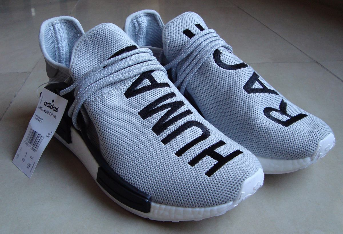 buy online 57c6b 21173 kp3 zapatos adidas nmd human race gris by pharrell williams. Cargando zoom.