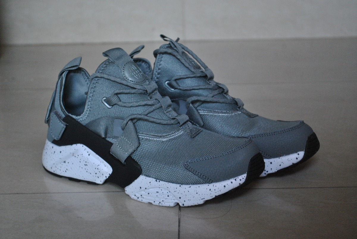 e3d26dda ... discount code for kp3 zapatos caballeros nike air huarache city gris. cargando  zoom. dfa75