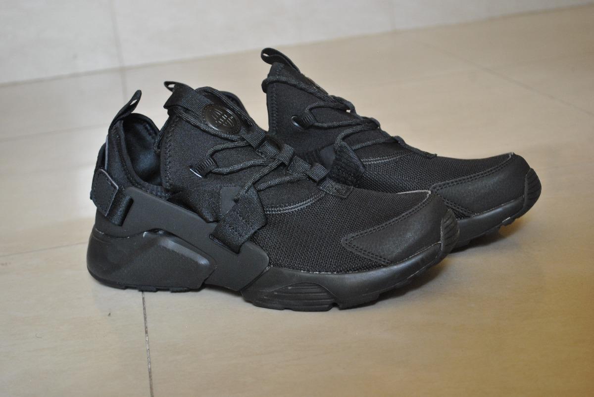 3cb729be4f23 kp3 zapatos caballeros nike air huarache city negro completo. Cargando zoom.