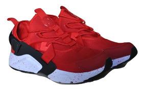 Botines Blancos Nike Ropa, Zapatos y Accesorios Rojo en