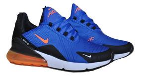 9d3c40f1c9 Zapatos Nike Air Max Camuflaje - Zapatos Nike Azul en Mercado Libre ...