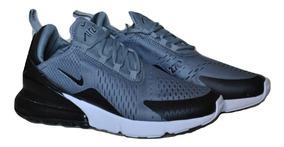 Gomas Nike Air Max Y Zapatos Nike de Hombre Plateado en