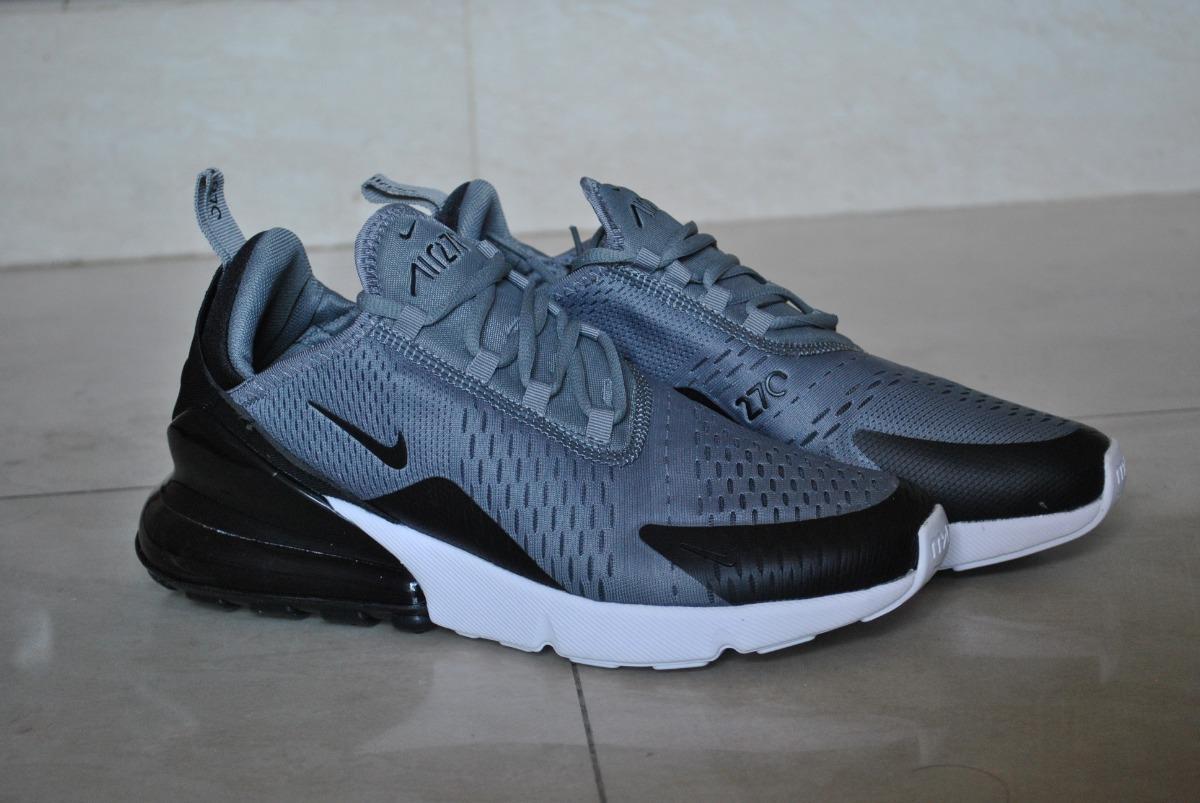 7bd0d8a2e806b real zapatillas nike air máx 270 grises mercadopago 2b0be ab2de  norway kp3  zapatos caballeros nike air max 270 gris negro. cargando zoom. bc577 aa8f0