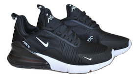 buying cheap classic premium selection Kp3 Zapatos Caballeros Nike Air Max 270 Negro Blanco