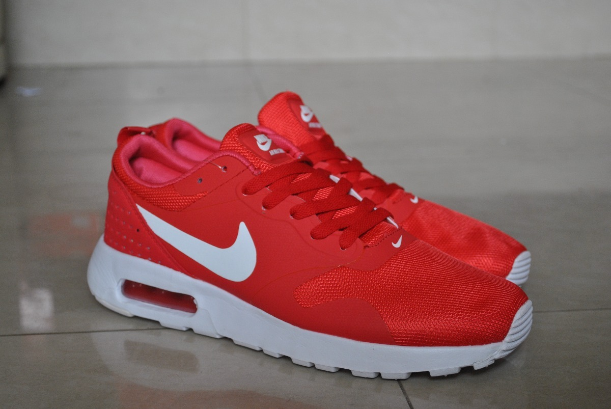 En Nike Max 000 Zapatos Caballeros Bs Tavas Rojo Air 108 Kp3 00 qfOEwPp