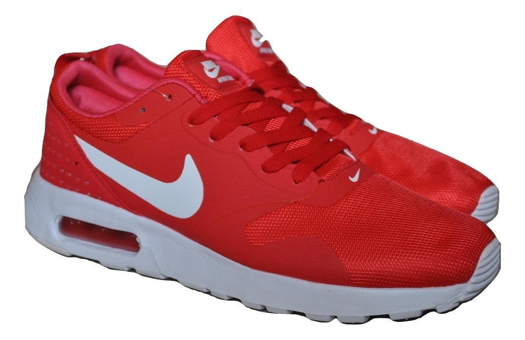 3d16f88b128 kp3 zapatos caballeros nike air max tavas rojo. Cargando zoom.