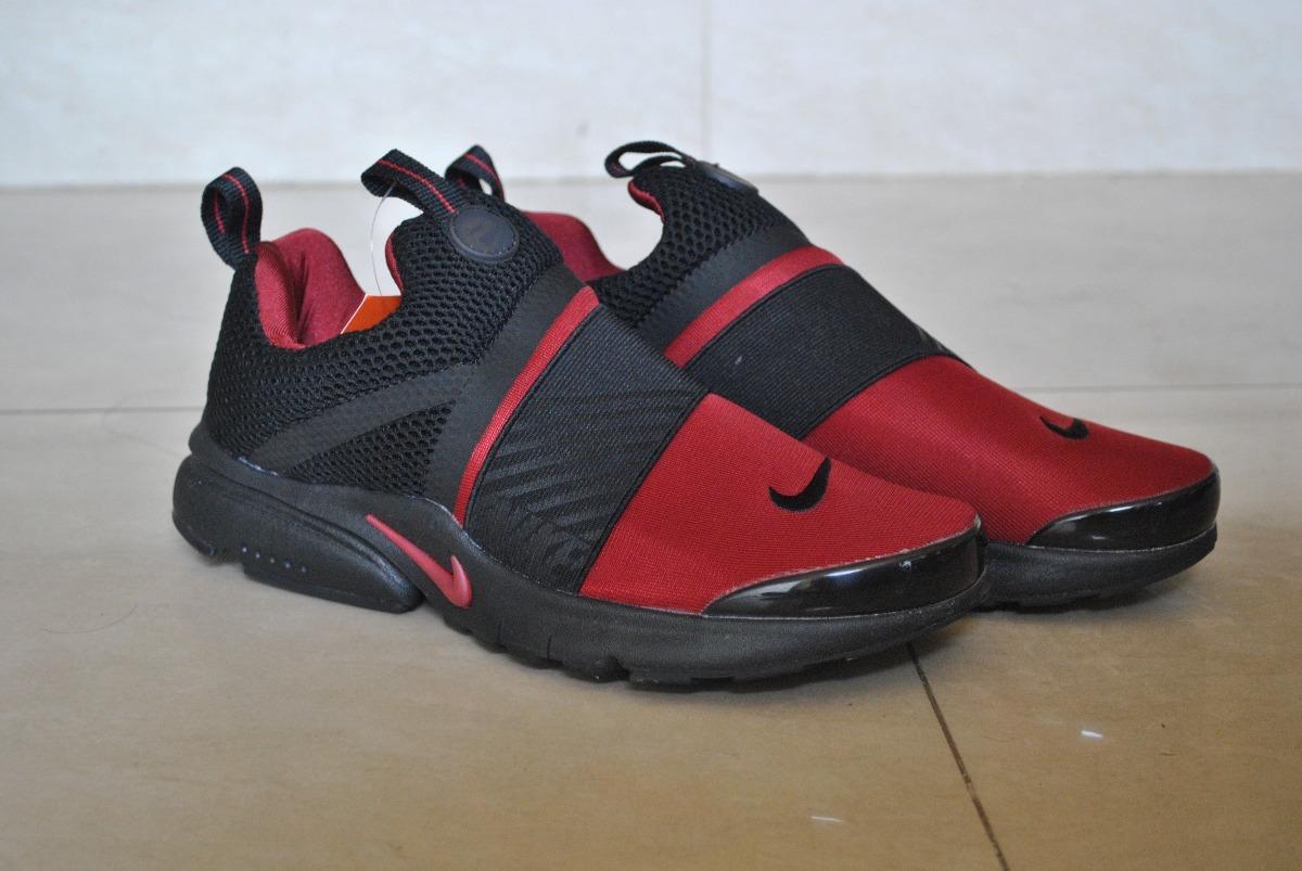 583fbca615d71 coupon for kp3 zapatos caballeros nike air presto extreme vino tinto. cargando  zoom. db2a8