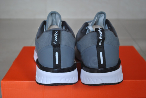 kp3 zapatos caballeros nike odyssey react gris negro