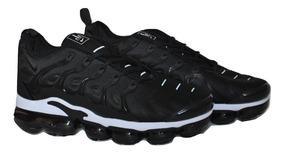 lowest price top fashion order Kp3 Zapatos Caballeros Nike Vapormax Ultra Plus Negro Blanco