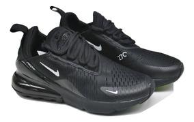 super especiales la venta de zapatos gran selección de Kp3 Zapatos Damas Caballeros Nike Air Max 270 Negro Blanco