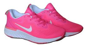 Kp3 Zapatos Damas Nike Odyssey React Rosa
