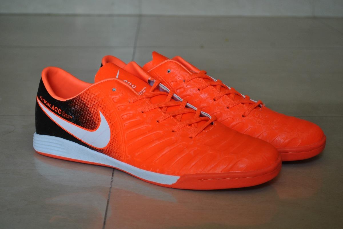 sports shoes bbfed 0351f kp3 zapatos de futbol sala nike fly wire naranja caballeros. Cargando zoom.