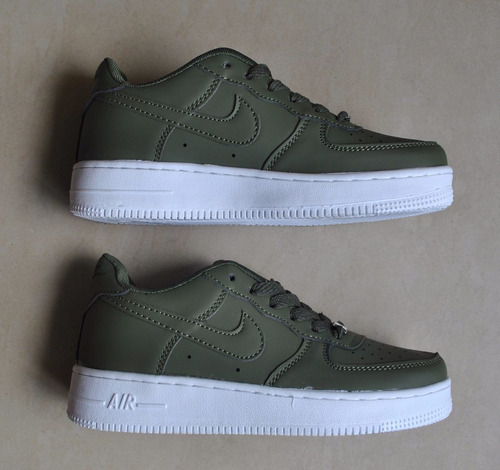 nike air force 1 verde militare