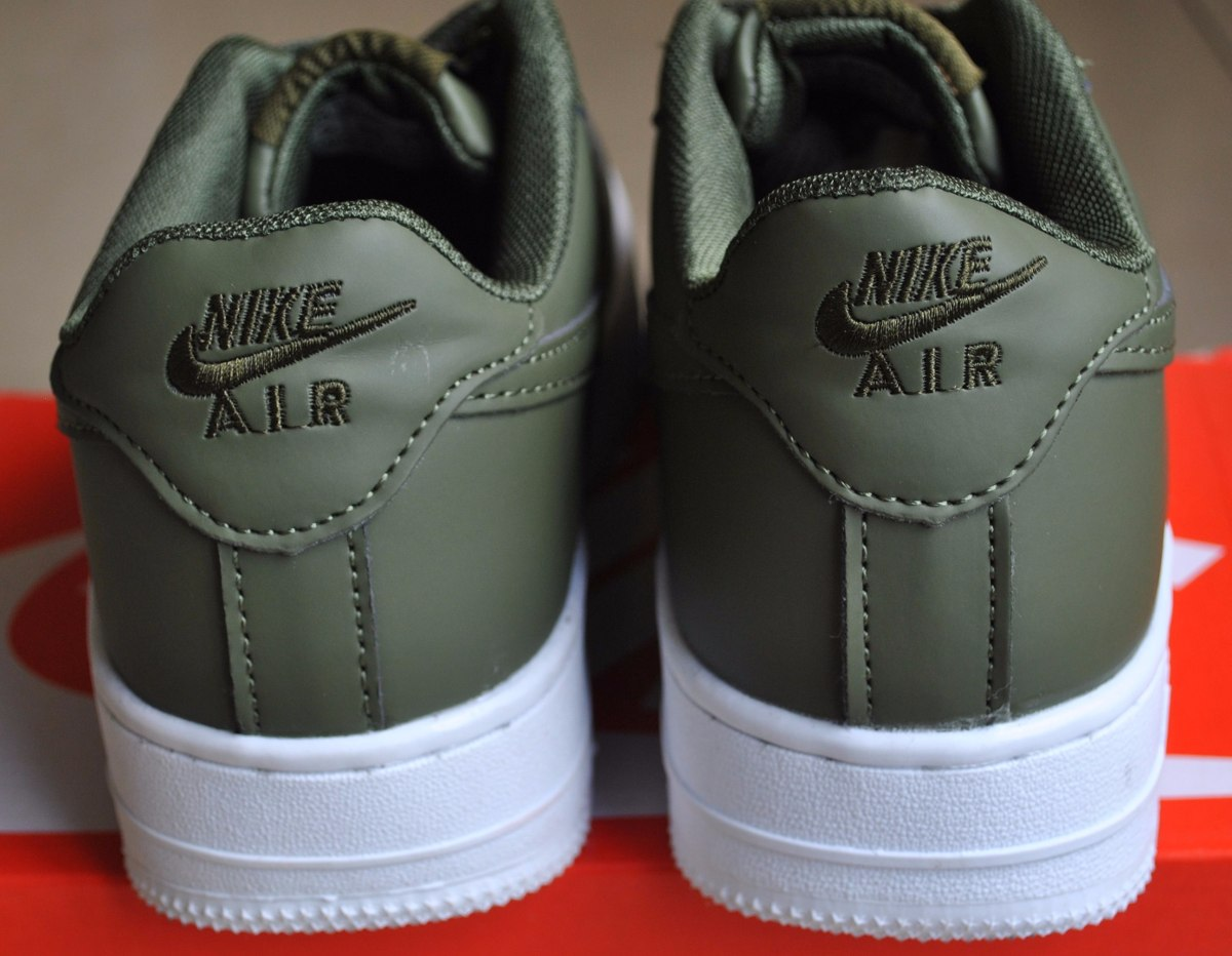 2b333a4962268 Air Force Nike Para Cargando Damas Oliva Kp3 Zoom One Zapatos Verde wPg7PqHZ