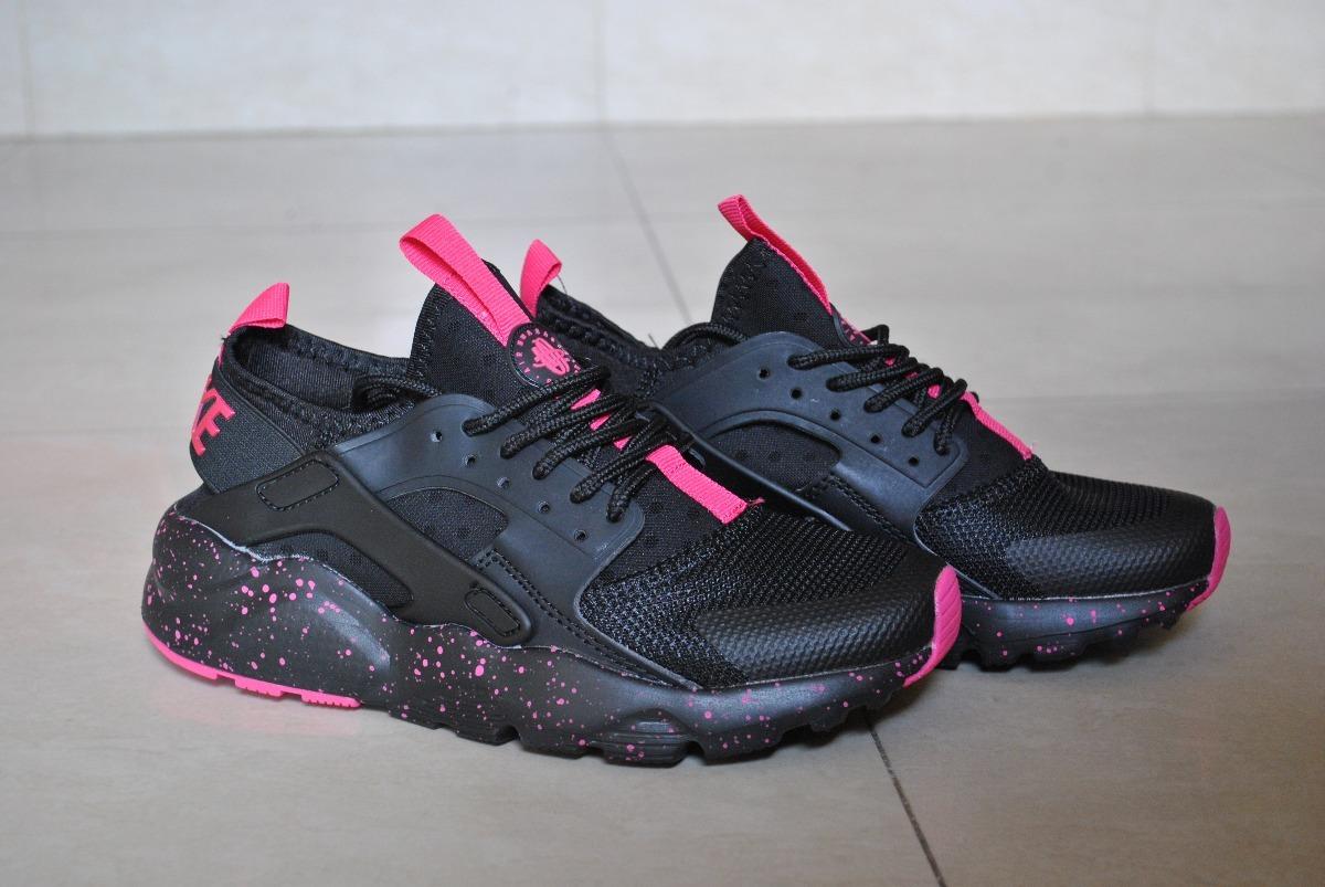 Nike Air Huarache fucsia