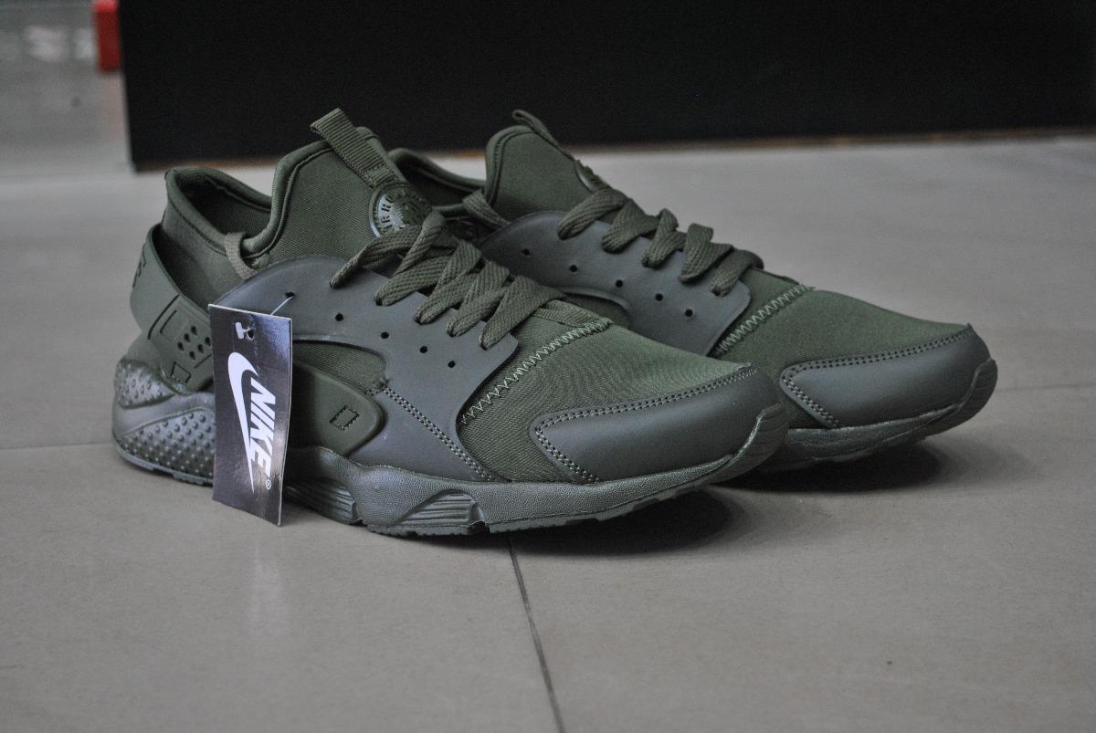 d56f48adb2d3b ... shop kp3 zapatos nike air huarache verde militar caballeros. cargando  zoom. e814b 51fa1