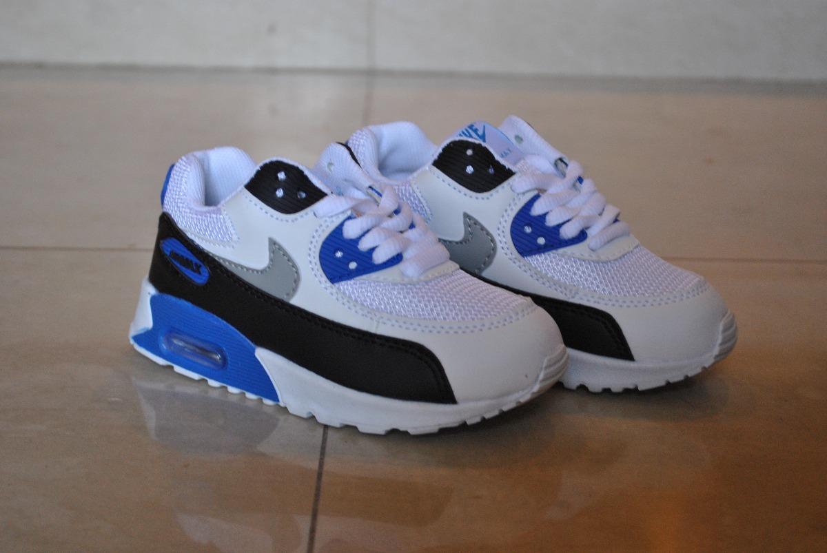 zapatos nike air max niño