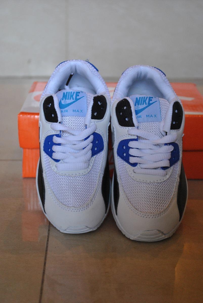 zapatos air max 90 blanco