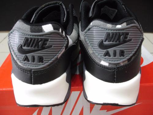 kp3 zapatos nike air max 90 camuflaje para damas