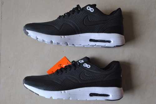 kp3 zapatos nike air max ultra moire logo negro caballeros