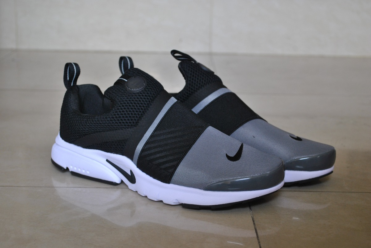 2fb1dbb6f93f9 kp3 zapatos nike air presto extreme gris   negro caballeros. Cargando zoom.